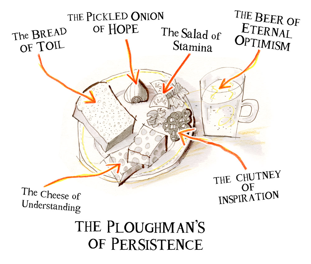 Ploughmans of Persistence