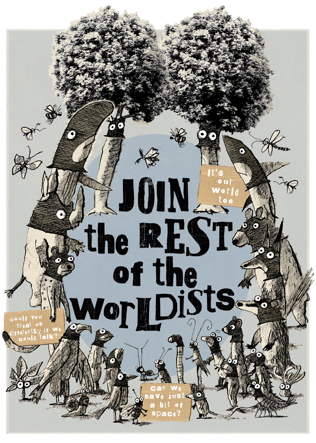 Join the Rest of the Worldists