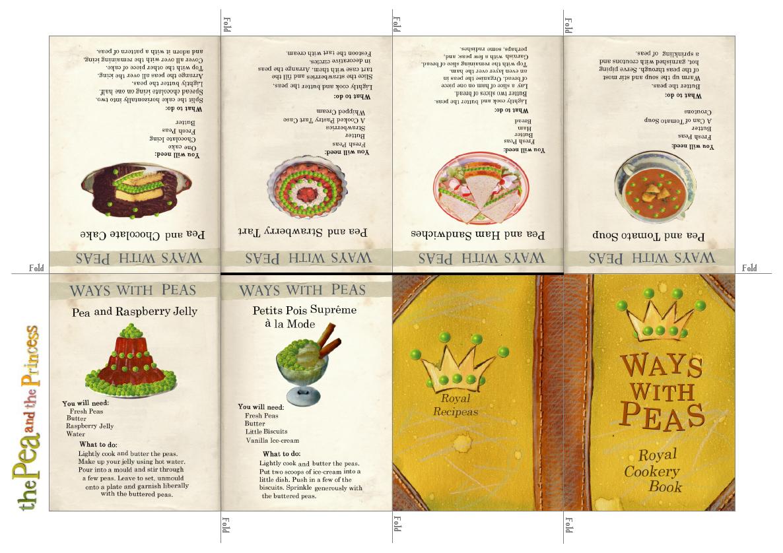 Pea Cook Book