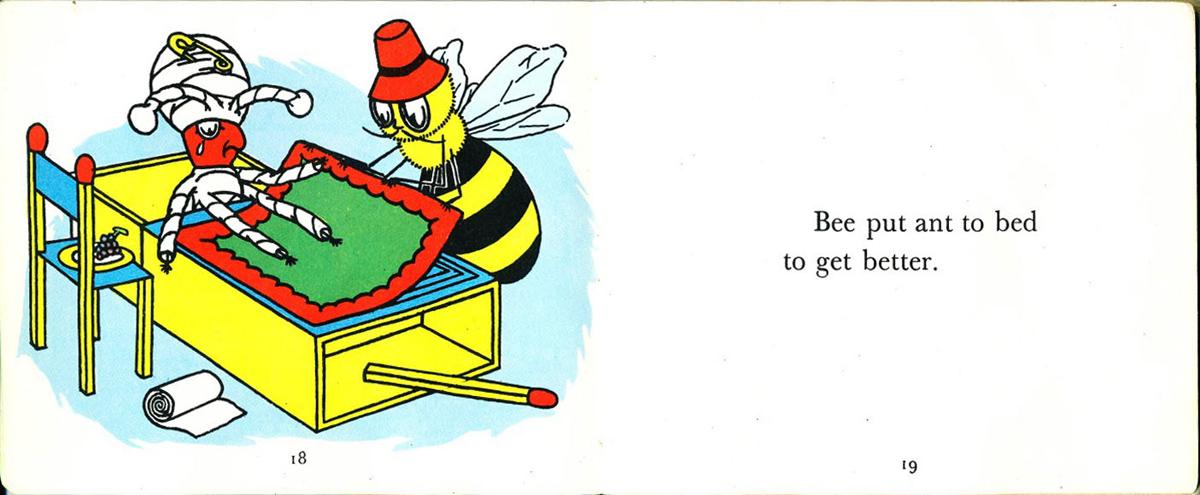 07 Ant & Bee
