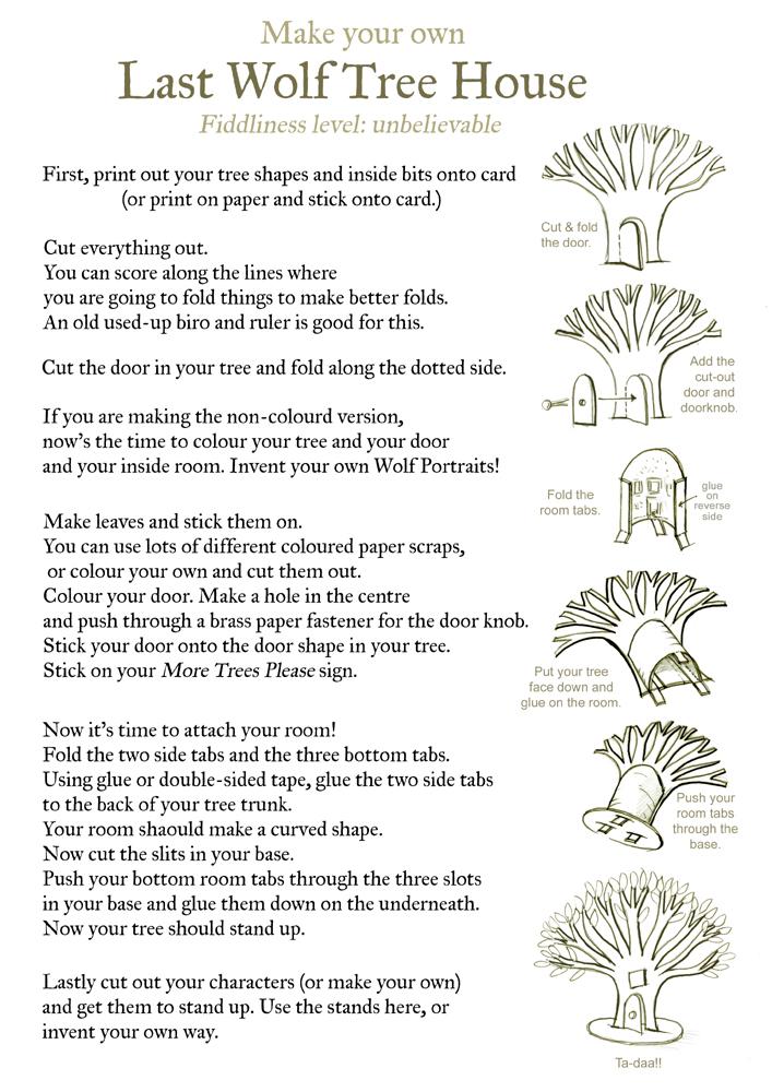 Thumb Tree Instructs