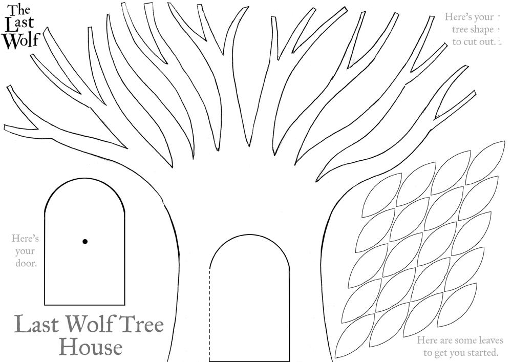 Thumb tree BW 01