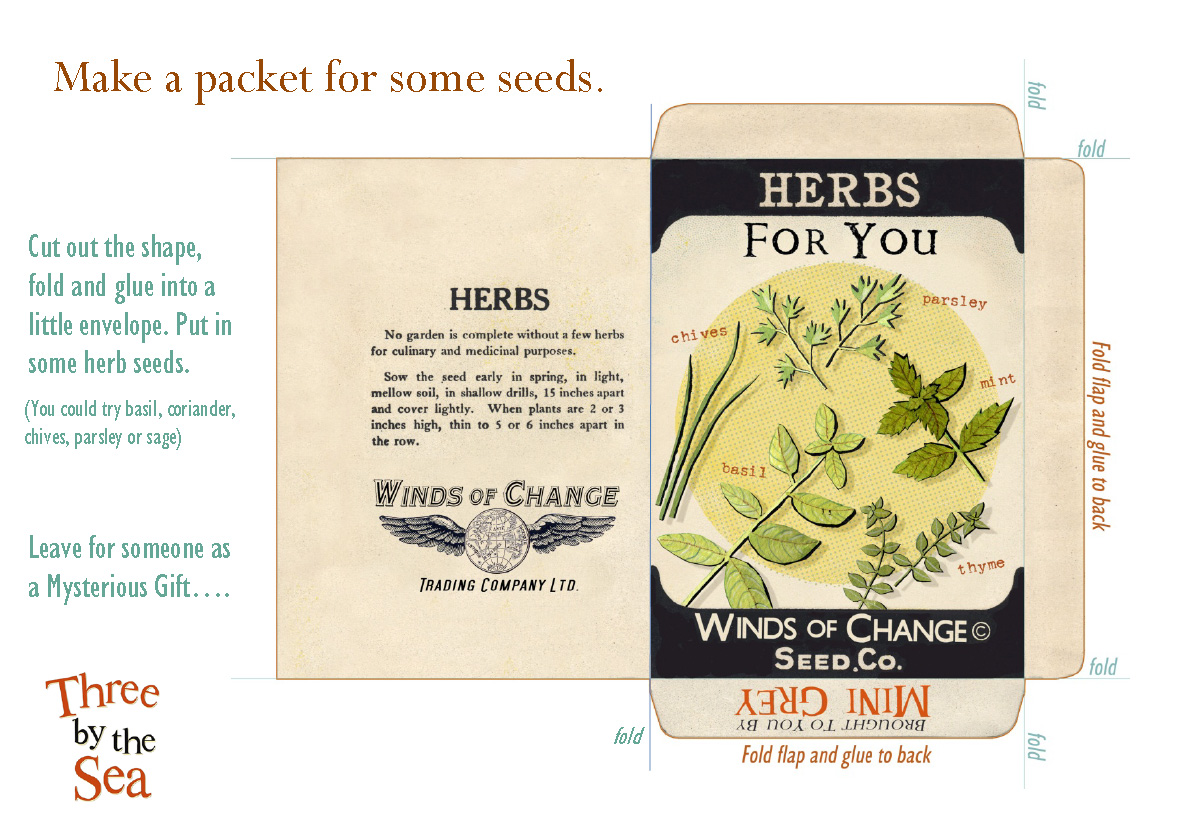 Seed Packet