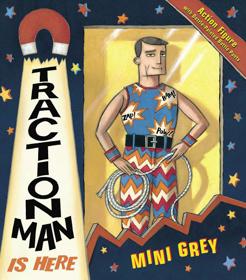 Traction Man