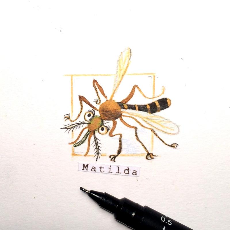 16 Matilda