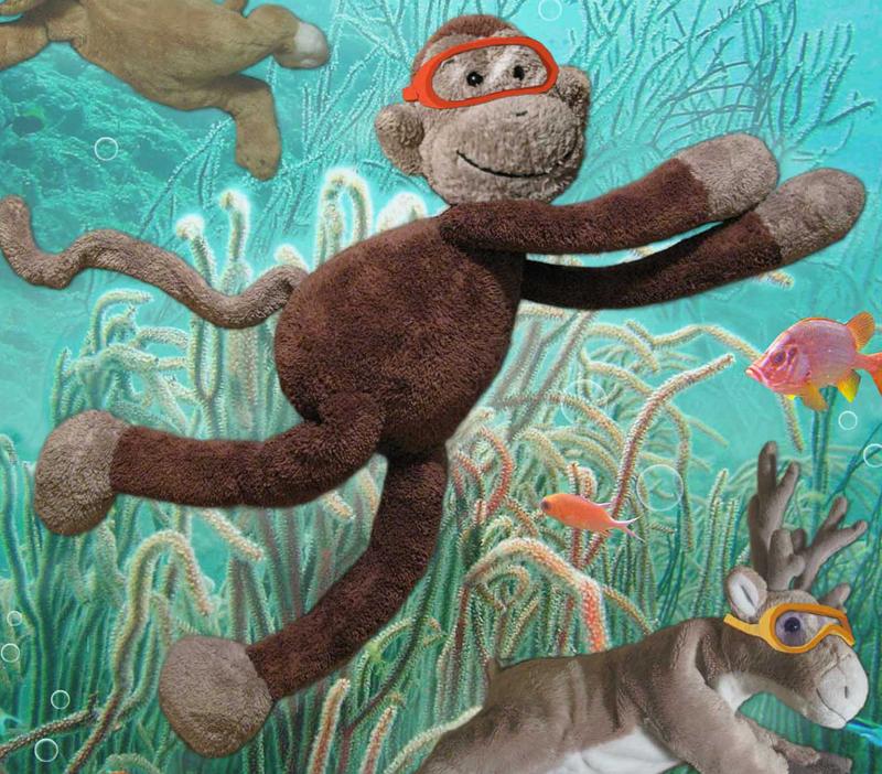 Underwater fantasy Mump Mump