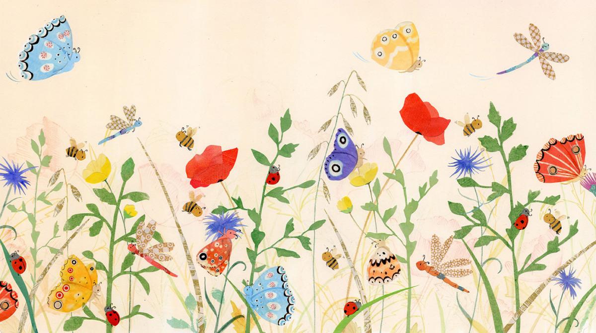 13 butterfly Dance
