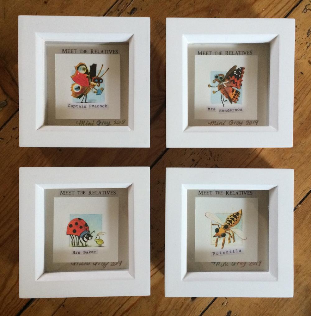 Four Prints