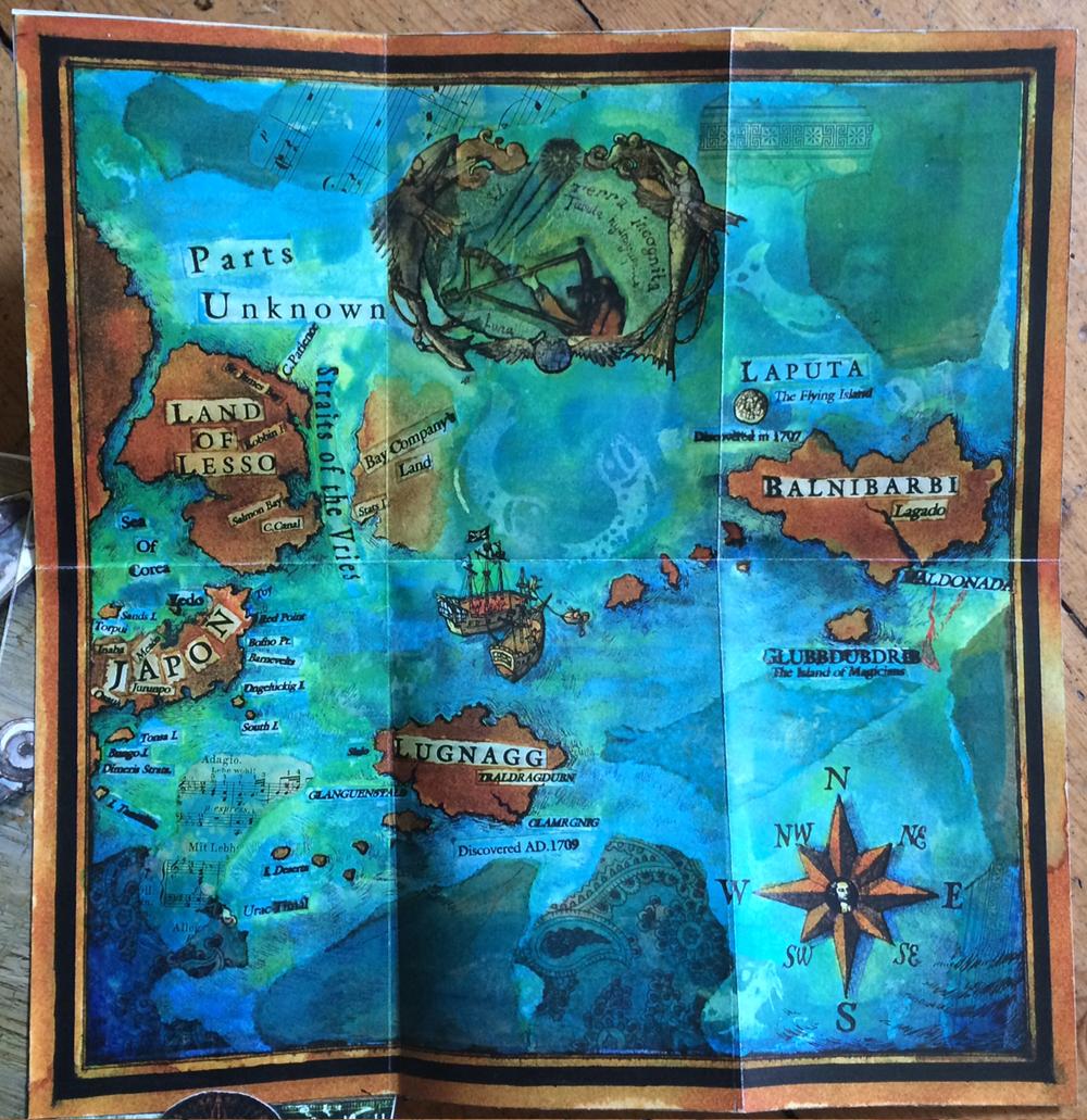55 Laputa Map